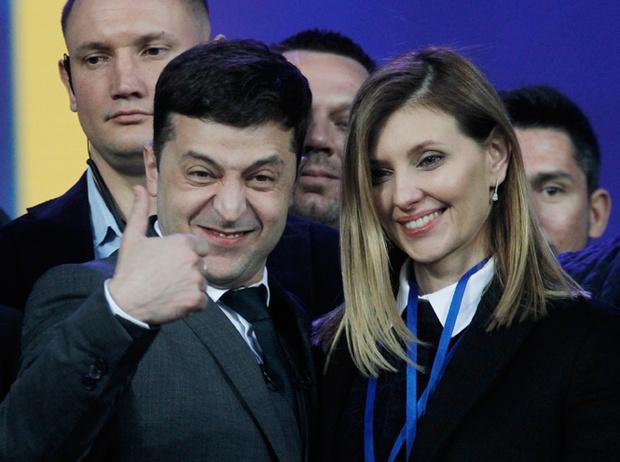 Фото №2 - 5 фактов о новой первой леди Украины Елене Зеленской