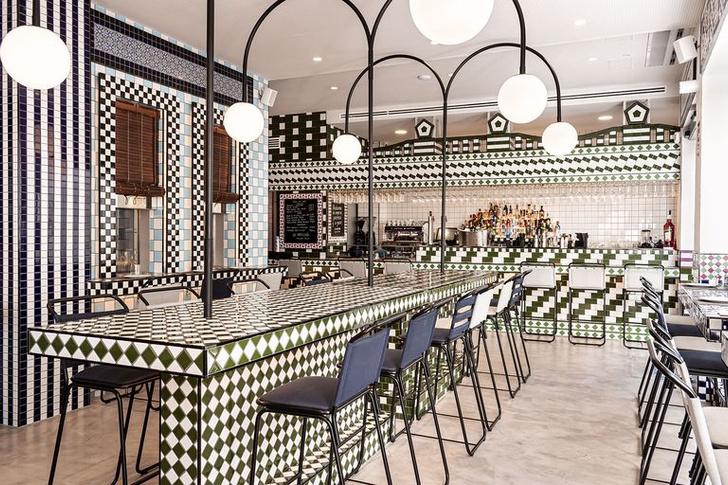 Фото №2 - Эклектичный ресторан La Sastrería в Валенсии