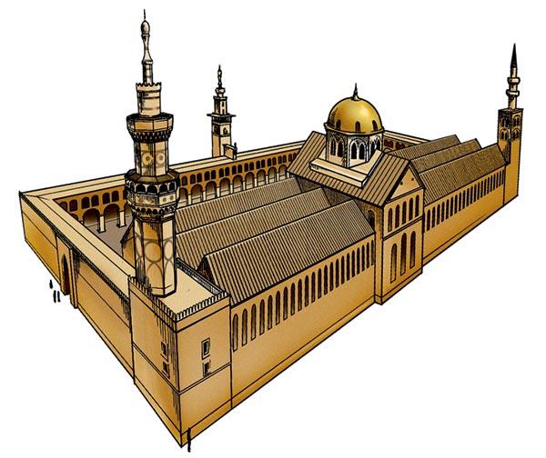 Фото №1 - Мечеть. Место для молитвы и отдыха