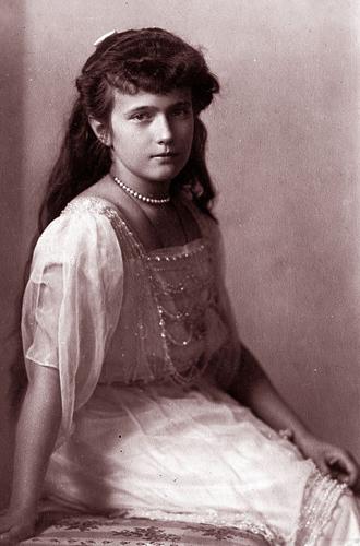 Фото №25 - Милые и забавные архивные фото царской семьи Романовых