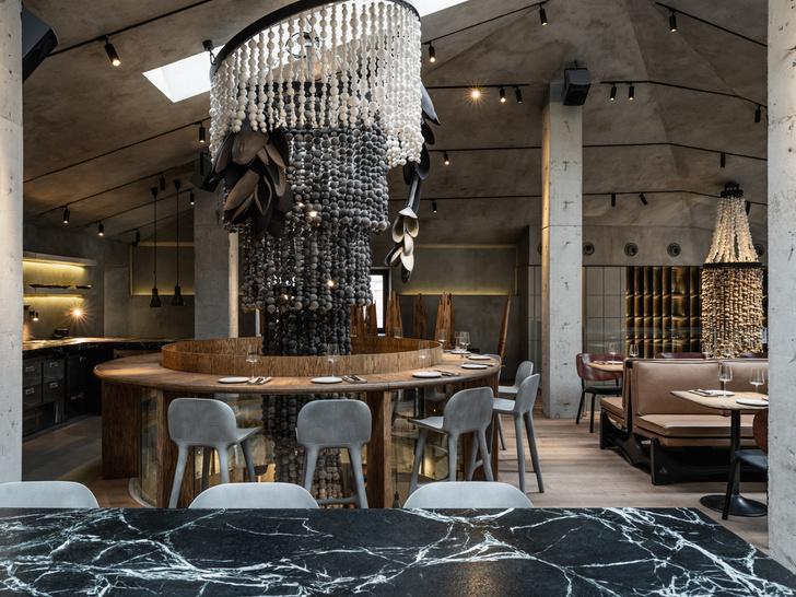 Фото №1 - Ресторан She: проект Натальи Белоноговой