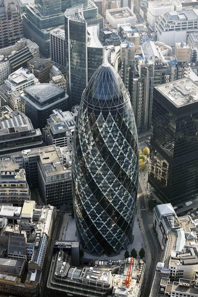 Фото №2 - Форма и содержание: 7 архитектурных шедевров, вдохновленных природой