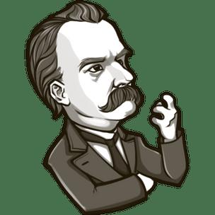 Фото №1 - Гадаем на цитатах Ницше: про какой нужный тебе совет говорил Заратустра?