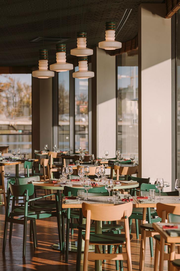 Фото №7 - Ресторан с видом на реку в Ворцлаве