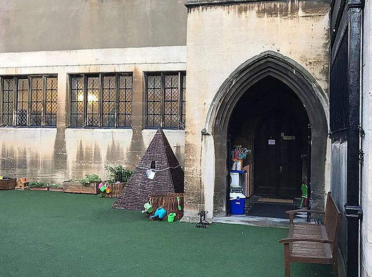 Фото №4 - Детский сад для принцессы Шарлотты: все самое интересное о Willcocks Nursery School
