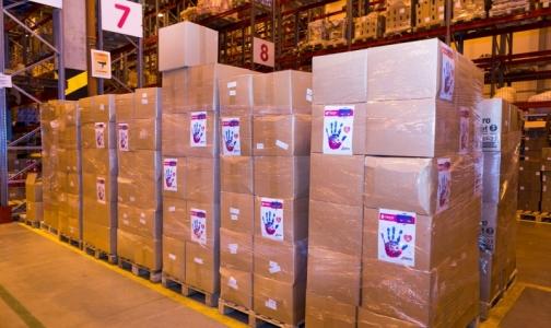 Фото №1 - 1,7 тонны подгузников подарили фонду AdVita для онкобольных