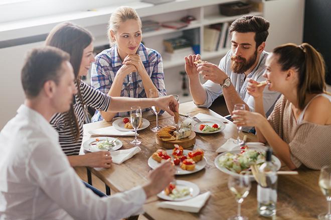 Фото №3 - Как еда влияет на наши чувства