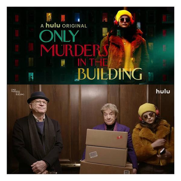 Фото №2 - Каким будет новый сериал «Убийства в одном здании» с Селеной Гомес?