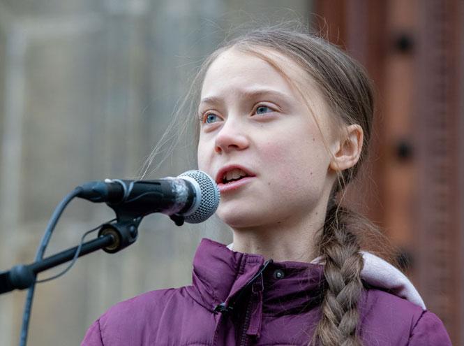 Фото №2 - Анти-Грета: как (и почему) 19-летняя звезда YouTube стала главной противницей Греты Тунберг