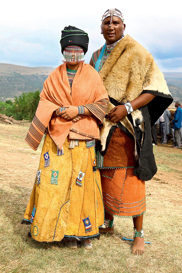 Фото №8 - Свадьбы народов мира: как выглядят молодожены Боливии, Японии, Лаоса и других стран