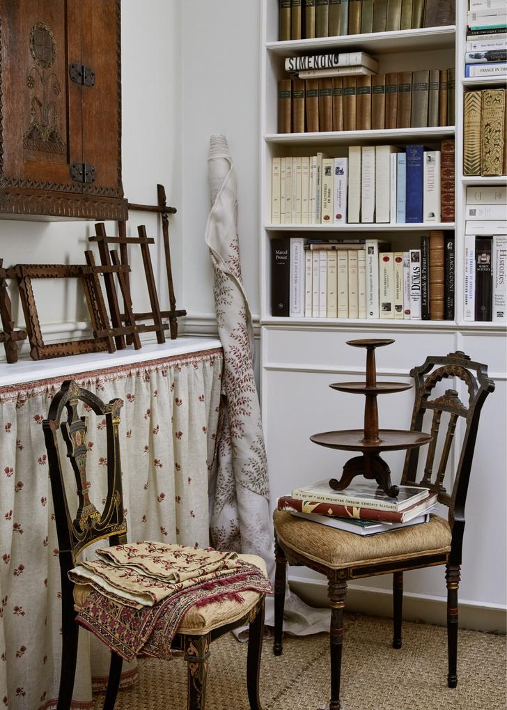 Фото №8 - Дом текстильного дизайнера Натали Фарман-Фармы в Лондоне