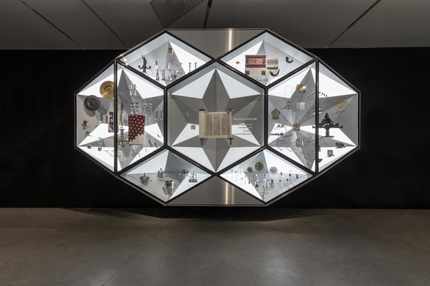 Фото №3 - Обновленное пространство Еврейского музея в Берлине