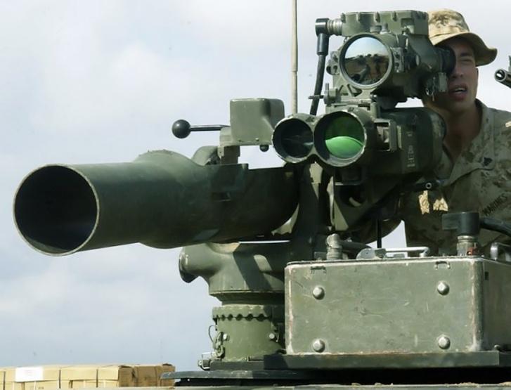 Противотанковый ракетный комплекс стран НАТО BGM-71