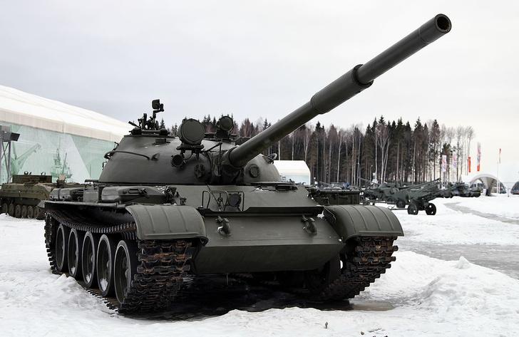 Фото №5 - У каких стран на вооружении стоят русские и советские танки