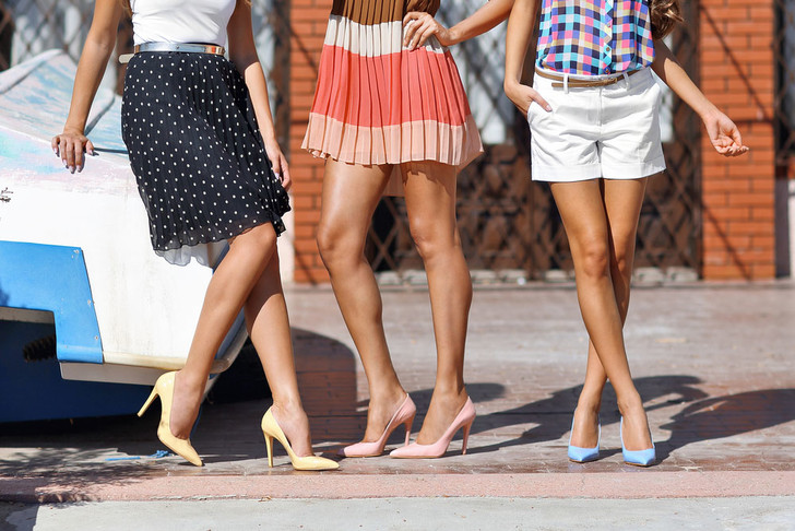 Фото №1 - Власти Индии не рекомендуют туристкам носить юбки