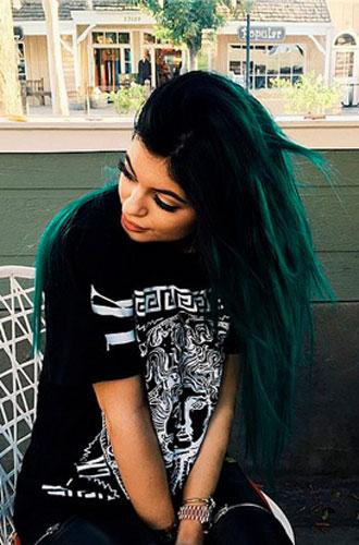 Фото №4 - Бьюти-тренд: разноцветные волосы