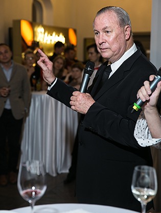 Фото №3 - Breguet пригласил поклонников бренда на премьеру спектакля «Сказки Пушкина»