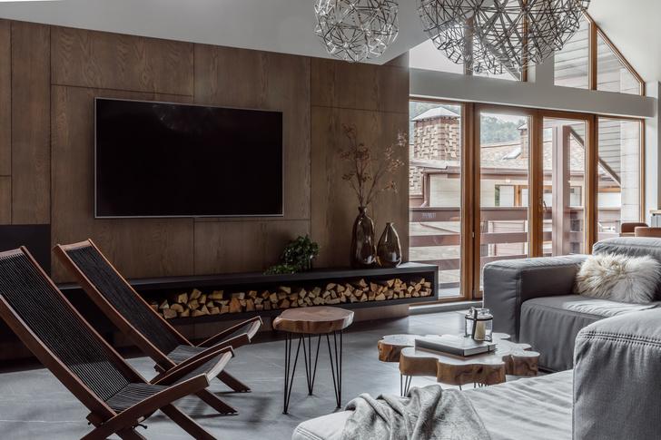 Фото №1 - Квартира 100 м² с видом на горы в Красной Поляне