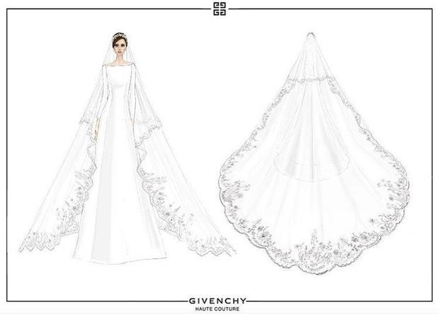 Фото №1 - Теперь ты сможешь вживую увидеть свадебное платье Меган Маркл!