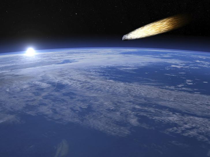Фото №1 - Гигантский астероид приблизится к Земле в канун Хеллоуина