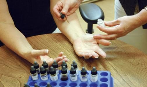 Фото №1 - В поликлинике Калининского района открылось отделение аллергологии