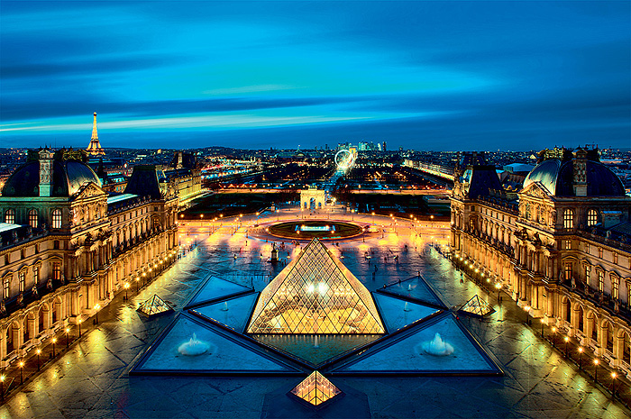 Фото №3 - Три века Лувра