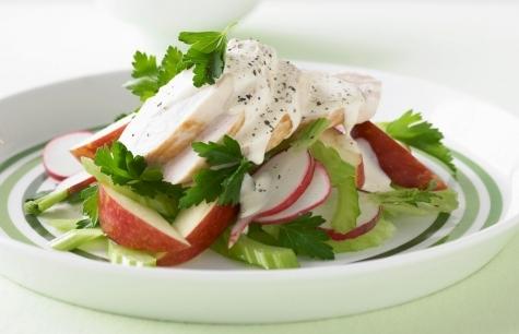 Сельдерей для похудения: рецепт салата