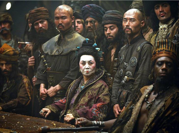 Фото №1 - Великая госпожа Чжэн: как китайская куртизанка стала королевой пиратов