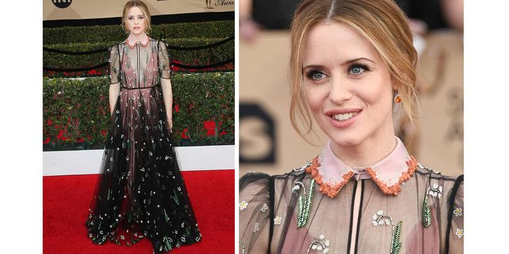 Фото №8 - Платье Эммы Стоун и еще 12 лучших образов SAG Awards