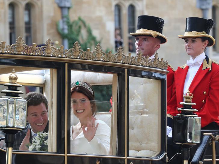 Фото №6 - В последний момент: королевские свадьбы, на которых все пошло не по плану