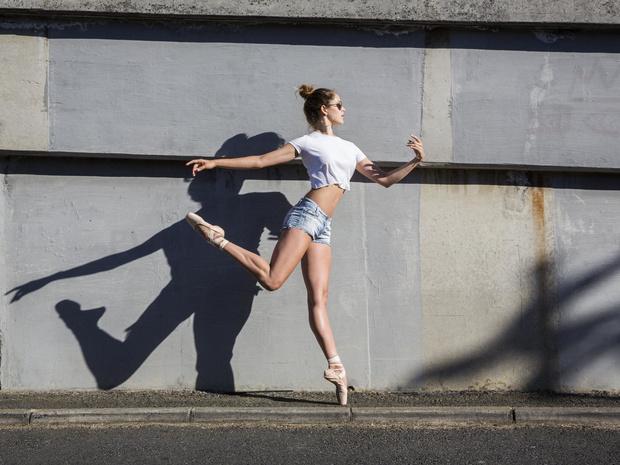Фото №5 - Как худеют балерины: кукольный сервиз, яйца с медом и утренняя гимнастика