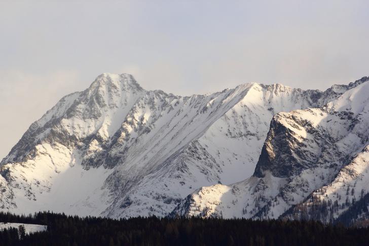 Фото №1 - Сорвавшийся со скалы в Австрии турист выжил, отправив сигнал SOS в США