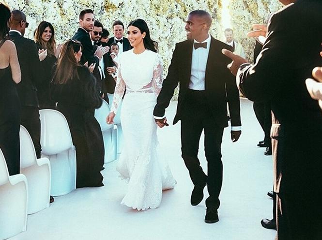 Фото №18 - От Одри Хепберн до Меган Маркл: знаменитые невесты в платьях Givenchy