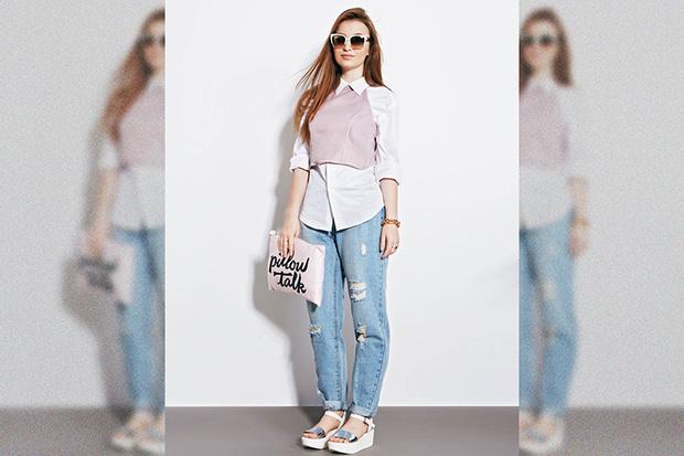 Фото №5 - 5 способов носить белую рубашку
