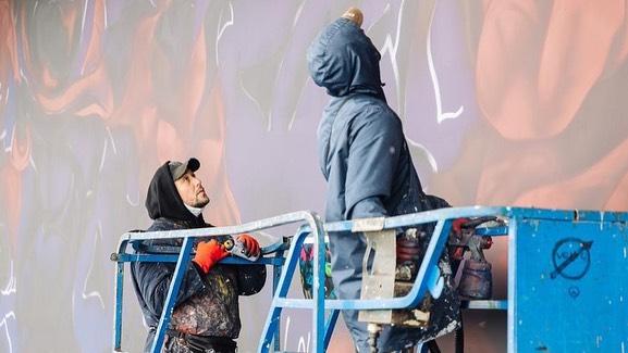 Фото №3 - Художник Саша Купалян распишет стены Третьяковки