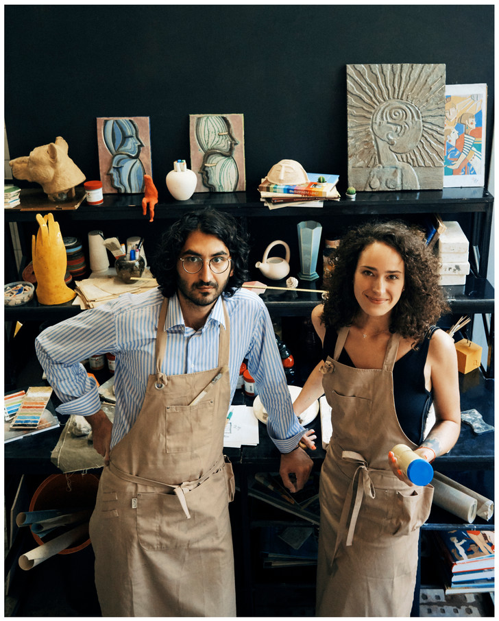 Фото №1 - Новые имена: студия керамики DirtyHands
