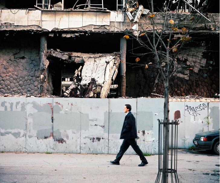 Фото №1 - Война и мир, или Три встречи с Кустурицей