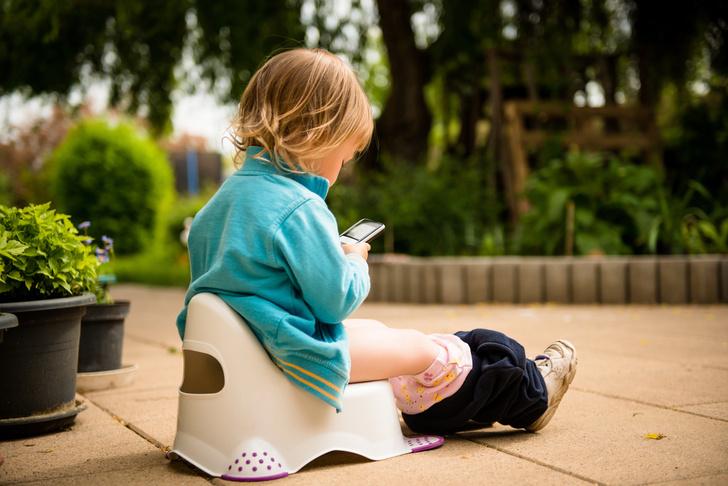 Фото №2 - Как приучить ребенка к горшку: 4 важных правила