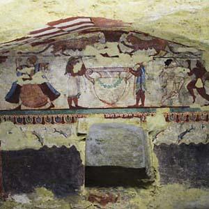 Фото №1 - В Тоскане обнаружена нетронутая этрусская гробница