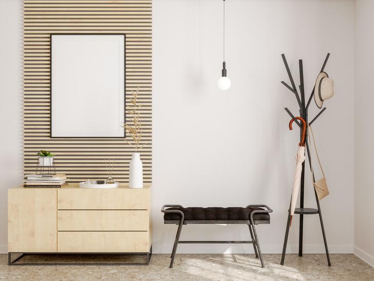 Фото №1 - Как обустроить идеальную прихожую: 5 идей для любой квартиры