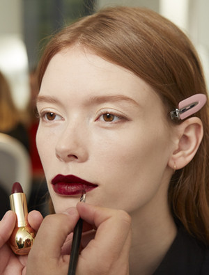 Фото №1 - Как повторить макияж с показа Dior Pre-Fall'16