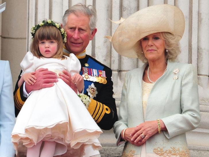 Фото №1 - Как внуки Камиллы называют принца Чарльза (спойлер— не дедушкой)