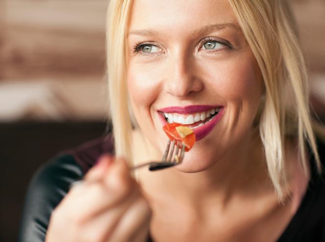 Фото №2 - Новая диета: правило вилки