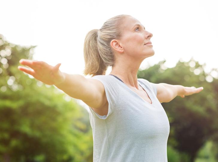 Фото №2 - Дыхательная гимнастика: «ленивый» способ похудеть