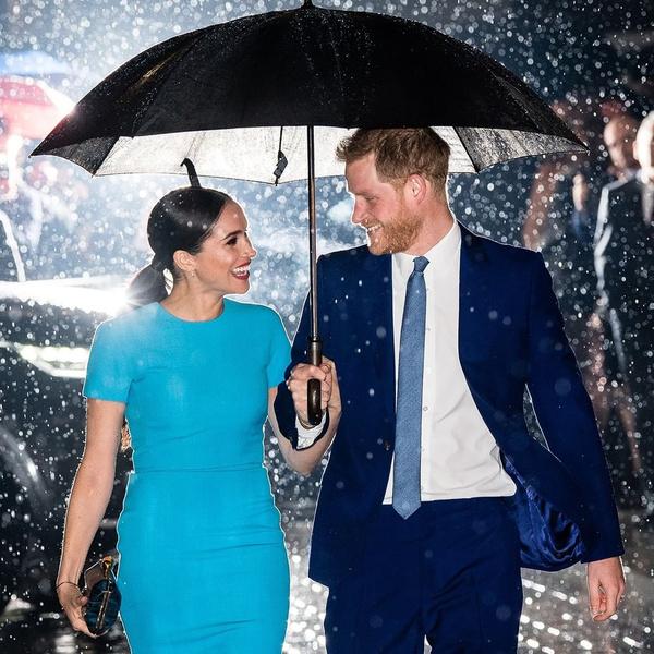 Фото №2 - Про Меган Маркл и принца Гарри снимут новый фильм