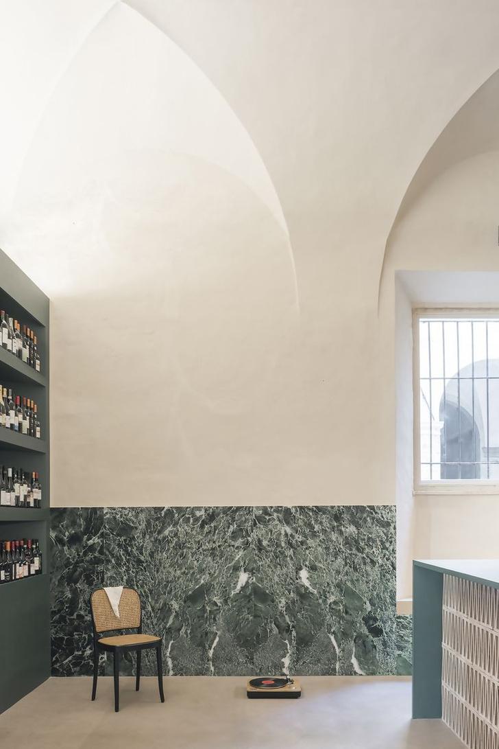 Фото №2 - Винный бар-бутик в особняке XVIвека