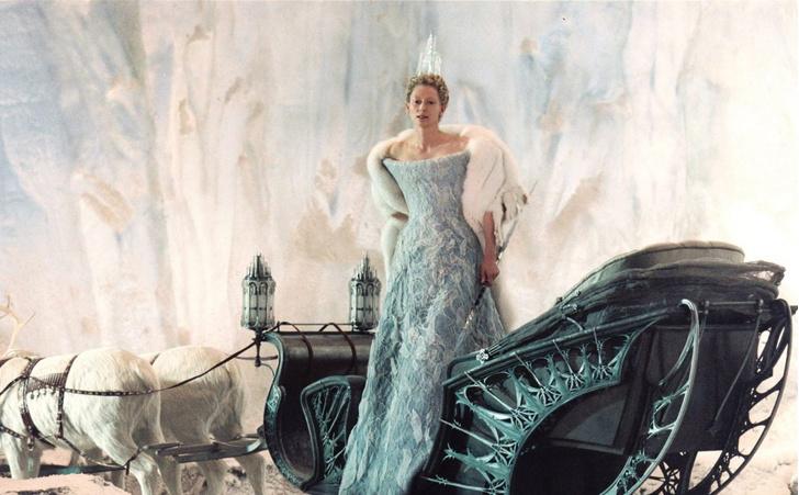 Тильда Суинтон – Белая колдунья («Хроники Нарнии»)