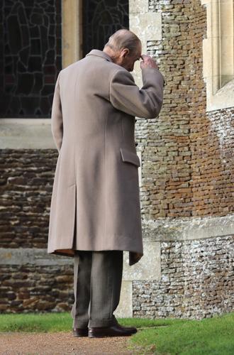 Фото №2 - Неправильное Рождество королевской семьи Великобритании
