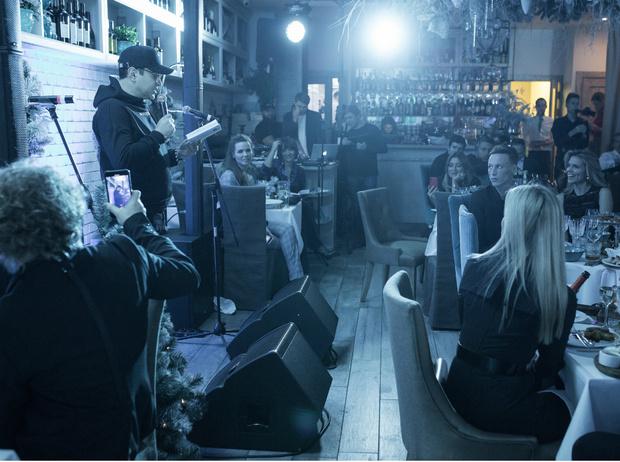 Фото №2 - Новогоднее чудо: благотворительный вечер в поддержку фонда Константина Хабенского