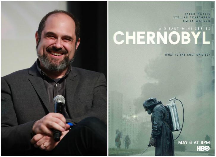 Фото №1 - «Чернобыль»— самое легкое, что я когда-либо писал»: интервью с Крейгом Мейзином
